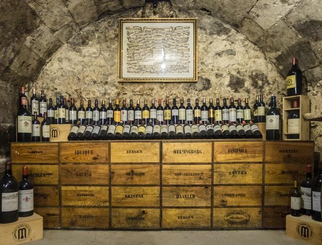 Principales tipos de vinos